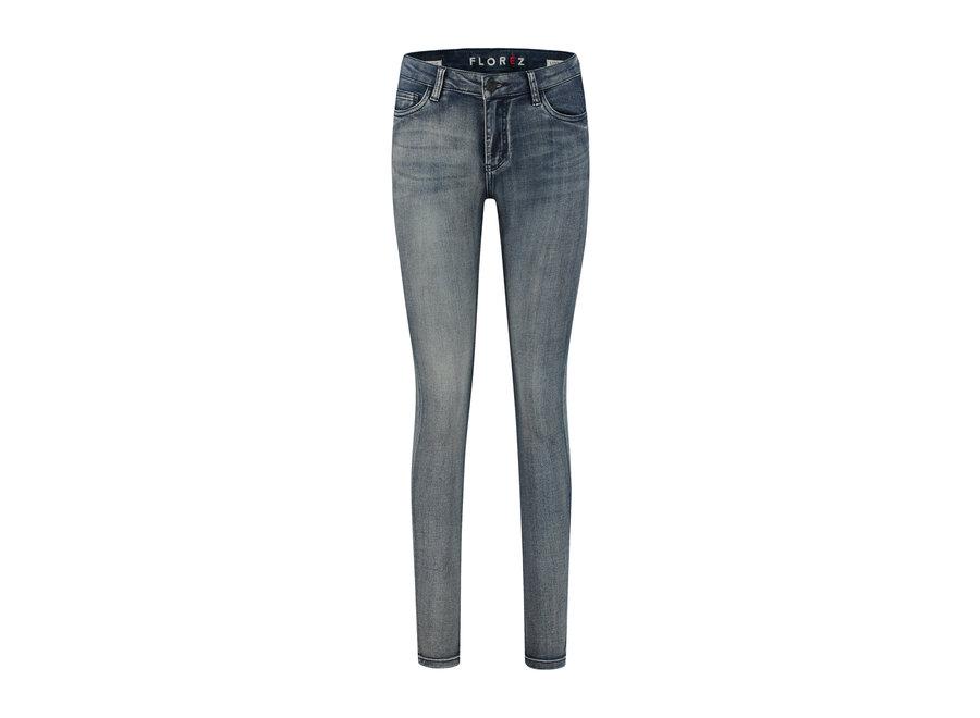 Jeans Charmeur blue grey