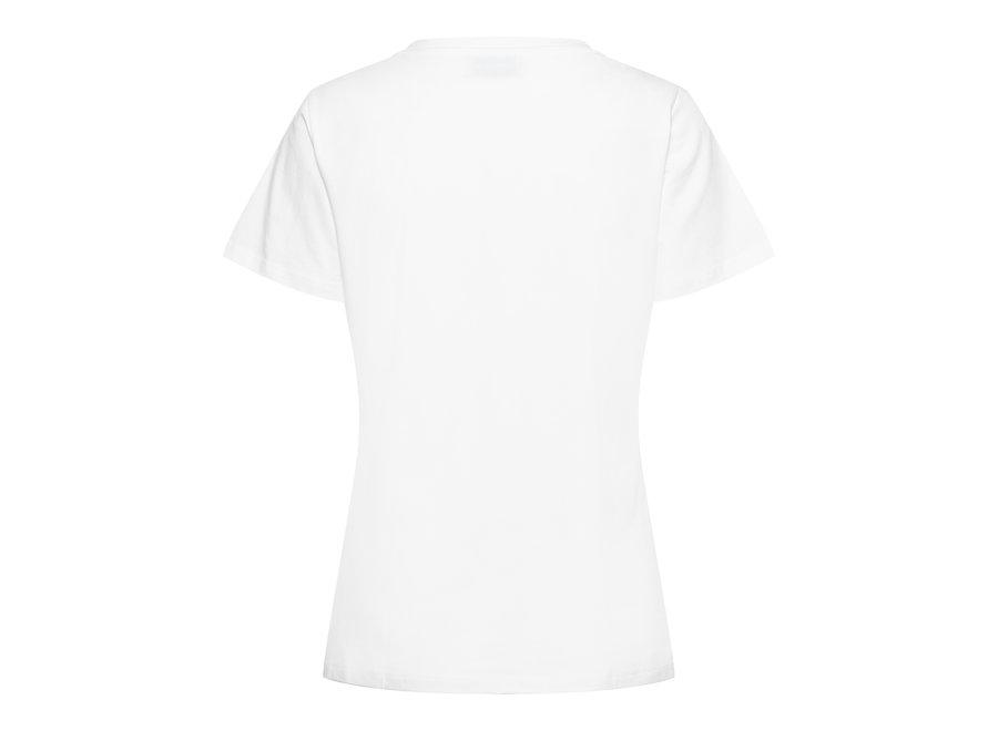 T-shirt Steffy off white