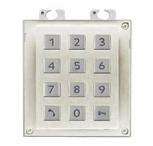 2N, numerisch keypad voor modulair Helios Verso IP videofoonsysteem