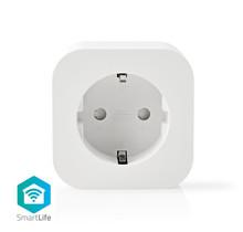 Wi-Fi smart plug   Schuko Type F   10 A
