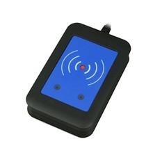 2N, externe RFID USB-kaartlezer 13,56 MHz om aan te sluiten op een PC