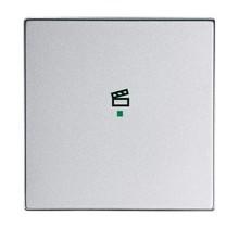 Free@Home Bedieningswip 1-v Future Linear Aluminium Zilver, Scene-Symbool