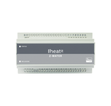 Heat it Z-Water DIN-rail Z-Wave Schakelmodule 1250W