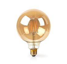 Wi-Fi Smart LED Filament Lamp E27 round