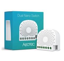 Aeotec Dual Nano Switch