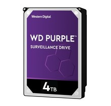 WD Purple 4TB Harddisk