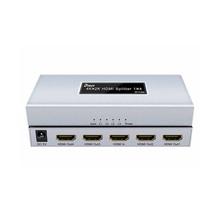 HDMI splitter 1 ingang 4 uitgangen 4K