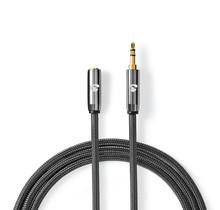 Stereo-Audiokabel male-female 3.5 mm  3.00m