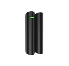 Ajax DoorProtect Plus, Draadloos magneetcontact met interne schok- en tiltsensor, Zwart