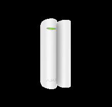Ajax DoorProtect Plus, Draadloos magneetcontact met interne schok- en tiltsensor, Wit