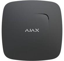 Ajax FireProtect PLUS draadloze brandmelder met temperatuur- en CO sensor, zwart
