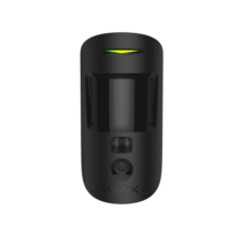 Ajax MotionCam, Bewegingsdetector met fotoverificatie, zwart