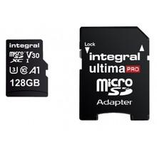 micro SDXC / SD Geheugenkaart V30 128 GB