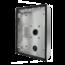 DoorBird Intercom systemen DoorBird Opbouwbehuizing RVS voor IP intercom D2110V