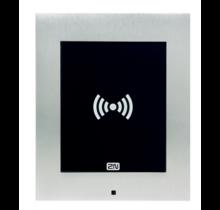2N, Access Unit 2.0, All-in-One kaartlezer 125 kHz, 13,56MHz, NFC en controller op basis van TCP/IP