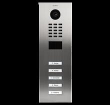 DoorBird IP intercom  D2105V inbouw RVS