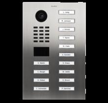 DoorBird IP intercom  D2114V RVS