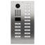 DoorBird Intercom systemen DoorBird IP intercom  D2116V inbouw RVS