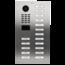 DoorBird Intercom systemen DoorBird IP intercom  D2117V inbouw RVS