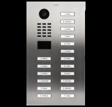 DoorBird IP intercom  D2118V inbouw RVS