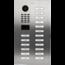 DoorBird Intercom systemen DoorBird IP intercom  D2118V inbouw RVS