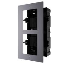 Hikvision DS-KD-ACF2  2voudig Inbouw frame voor Intercom