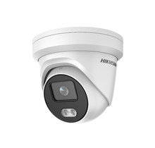 Hikvision DS-2CD2347G2-LU(2.8mm)  4MP ColorVu G2 Turret Camera +microfoon
