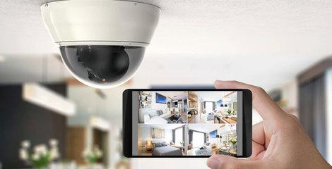 Zelf  beveiligingscamera's installeren