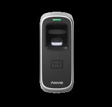 Anviz M5 Plus, WiFi, BT fingerprint en RFID toegangscontrole terminal voor binnen en buiten