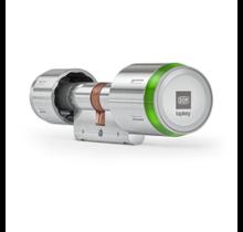 DOM Tapkey Pro RVS knopcilinder - eenzijdige toegangscontrole met NFC/BLE - SKG***