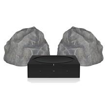 Sonos Amp Set met Sonance RK63 Rockspeakers