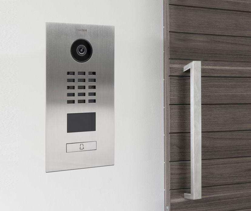 Doorbird Intercom installatie