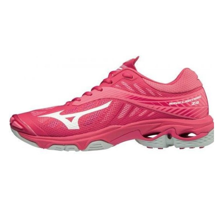 Mizuno Wave Lightning Z4 roze volleybalschoenen dames