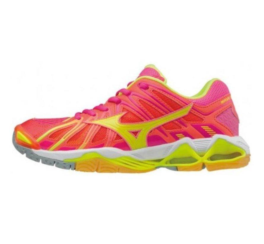 Mizuno Wave Tornado X2 roze volleybalschoenen dames