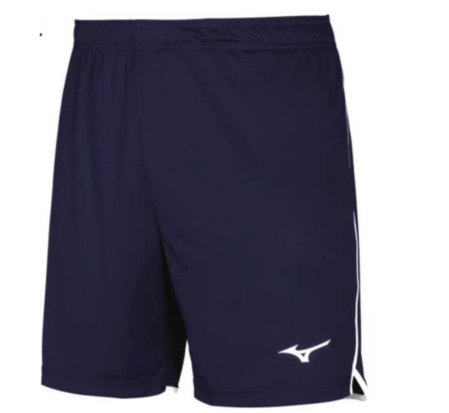 Mizuno volleybalshort High Kyu donkerblauw heren