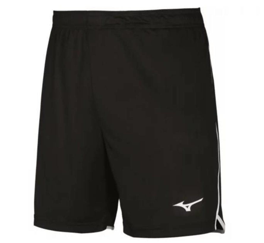 Mizuno volleybalshort High Kyu zwart heren