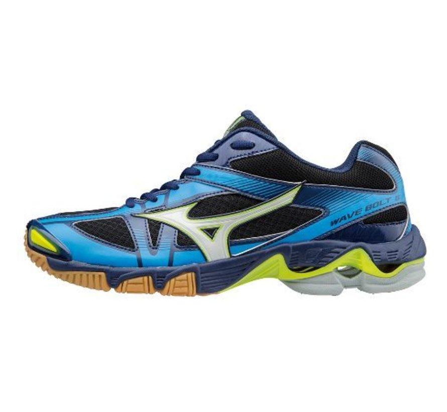 Mizuno Wave Bolt 6 blauw volleybalschoenen heren
