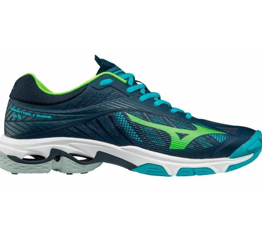 Mizuno Wave Lightning Z4 blauw volleybalschoenen heren