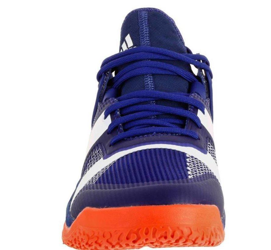 Adidas Stabil X donkerblauw indoor handbalschoenen heren