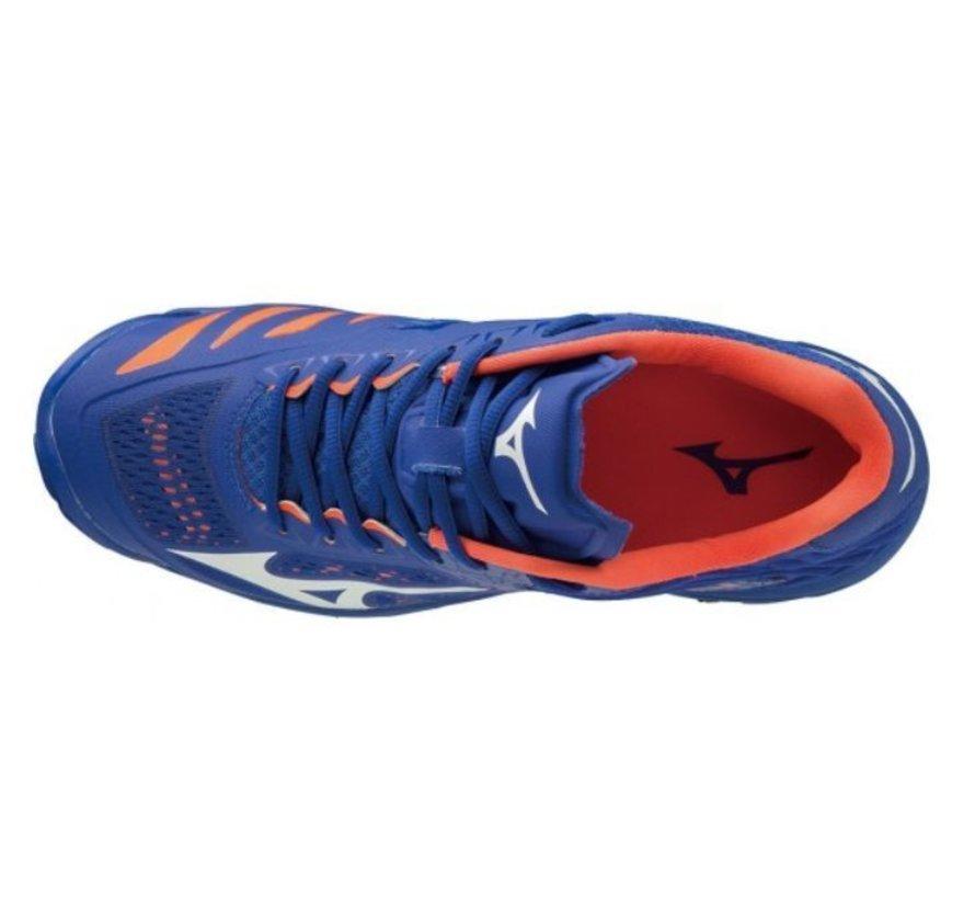 Mizuno Wave Lightning Z5 blauw volleybalschoenen heren