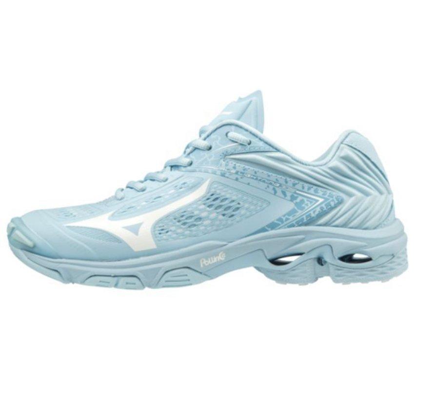 Mizuno Wave Lightning Z5 blauw volleybalschoenen dames