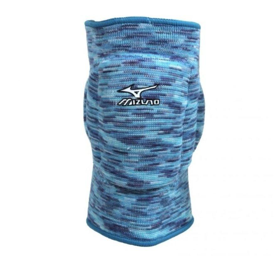 Mizuno Team kniebeschermers volleybal blauw paars unisex