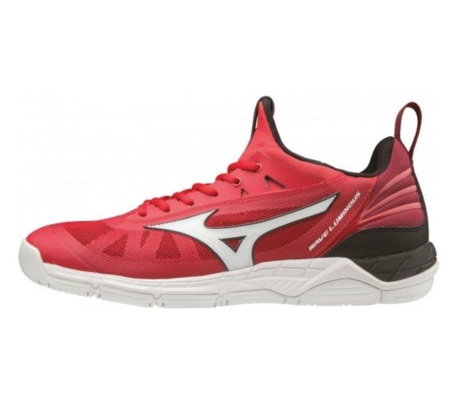 Mizuno Wave Luminous rood volleybalschoenen unisex