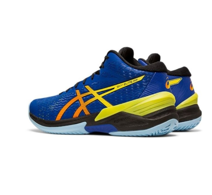 ASICS Sky Elite FF MT blauw volleybalschoenen heren