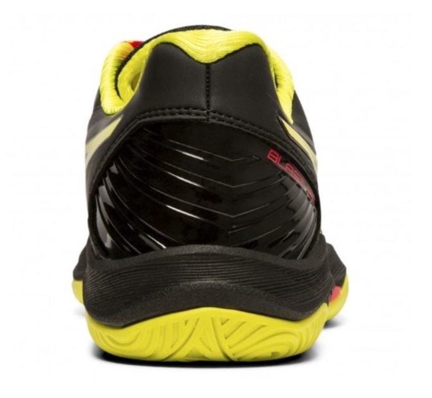ASICS Blast FF zwart geel handbalschoenen dames