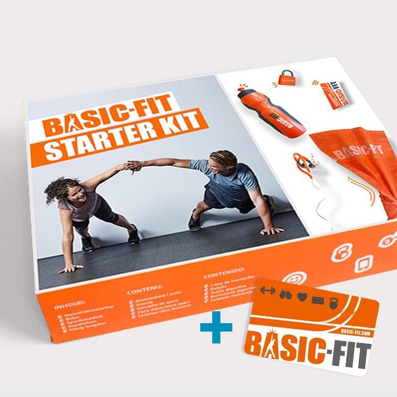 Starter Kit + Maandlidmaatschap BE