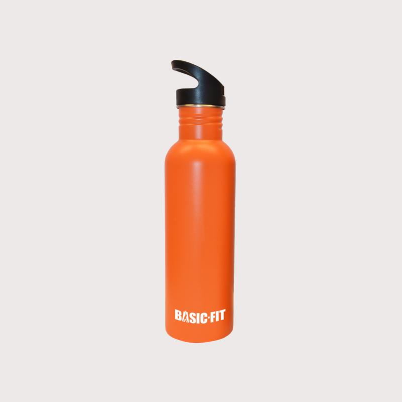 Limited Edition Drinkfles (Oranje)