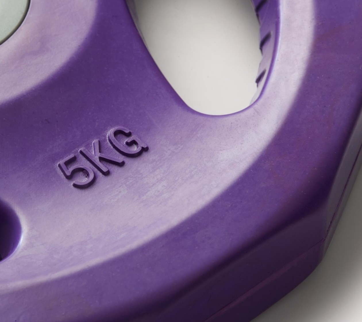 Aerobic schijf - 2x5kg