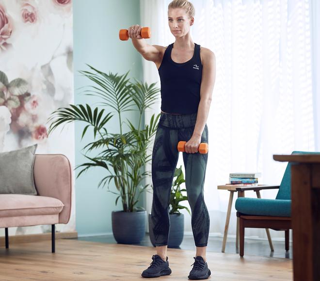 Total Body Workout Haltères