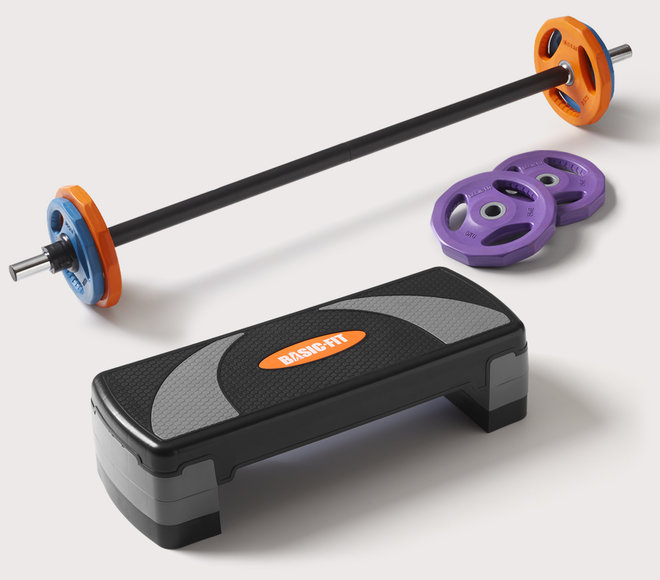 GXR Barbell Bundle